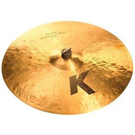 "Zildjian K Custom 21"" Dark Complex Ride Cymbal"