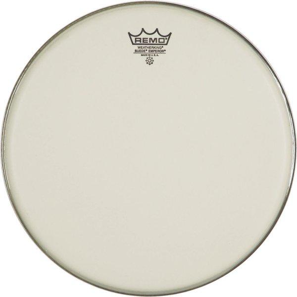 """Remo Remo Suede Emperor 13"""" Diameter Batter Drumhead"""