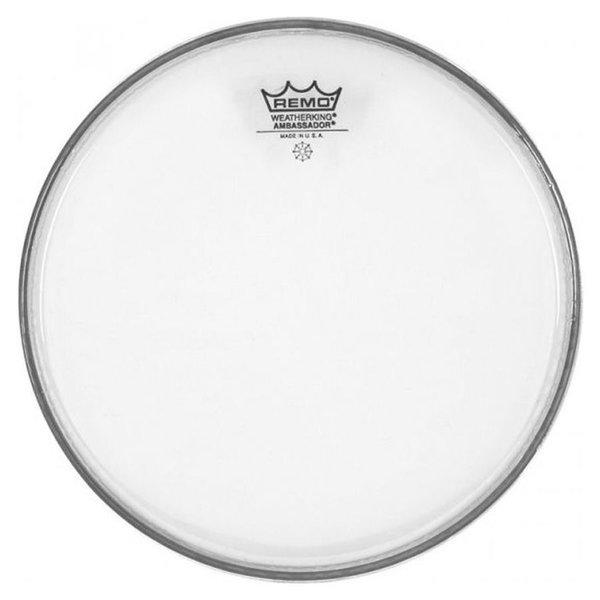 """Remo Remo Hazy Ambassador 10"""" Diameter Snare Drumhead"""