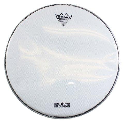 "Remo White Max Crimplock 13"" Diameter Batter Drumhead"
