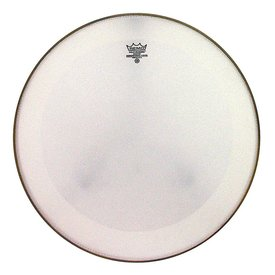 "Remo Remo Coated Powerstroke 4 - 22"" Diameter Bass Drumhead with Falam Patch"