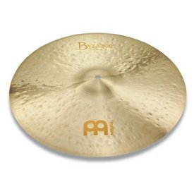 "Meinl Meinl Byzance Jazz 18"" Extra Thin Crash Cymbal"