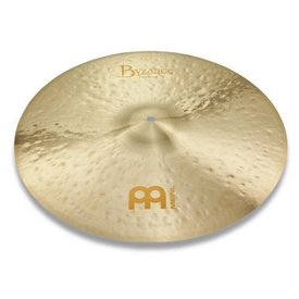 "Meinl Meinl Byzance Jazz 18"" Medium Thin Crash Cymbal"