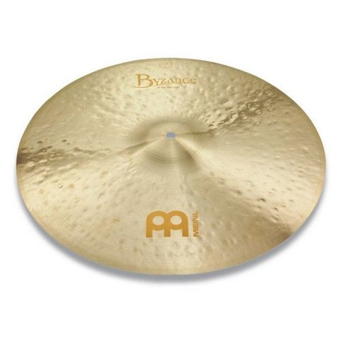 "Meinl Byzance Jazz 18"" Medium Thin Crash Cymbal"
