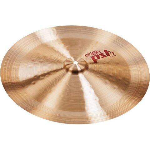 """Paiste PST7 Series 18"""" China Cymbal"""