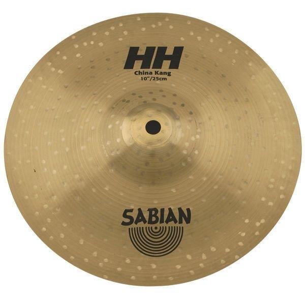 "Sabian Sabian HH 10"" China Kang Cymbal"