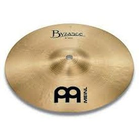 "Meinl Meinl Byzance Traditional 10"" Splash Cymbal"