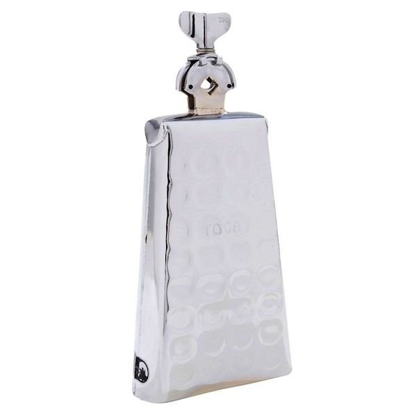 Toca Toca Pro Line Cowbell, Groove, Stainless