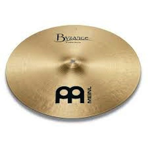 "Meinl Meinl Byzance Traditional 16"" Medium Thin Crash Cymbal"
