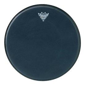 """Remo Remo Black Suede Emperor 16"""" Diameter Bass Drumhead"""