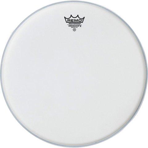"Remo Coated Ambassador X 10"" Diameter Batter Drumhead"