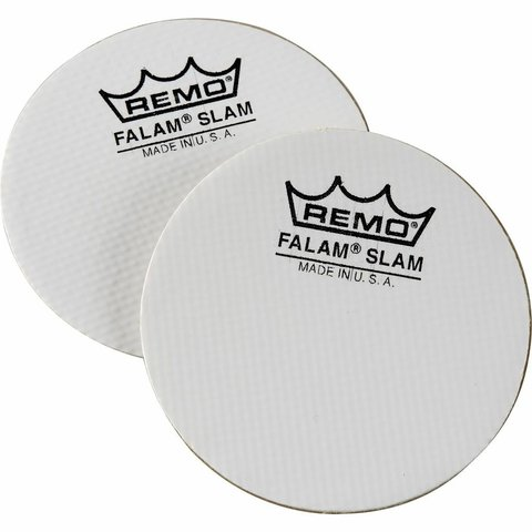 "Remo Falam Slam Single Pedal Patch - 4"" - 2-Pack"