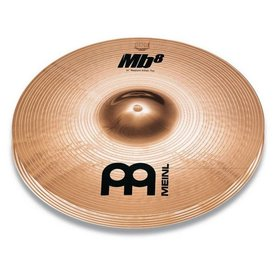 "Meinl Meinl MB8 14"" Medium Hi Hat Cymbals"