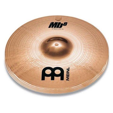 """Meinl MB8 14"""" Medium Hi Hat Cymbals"""