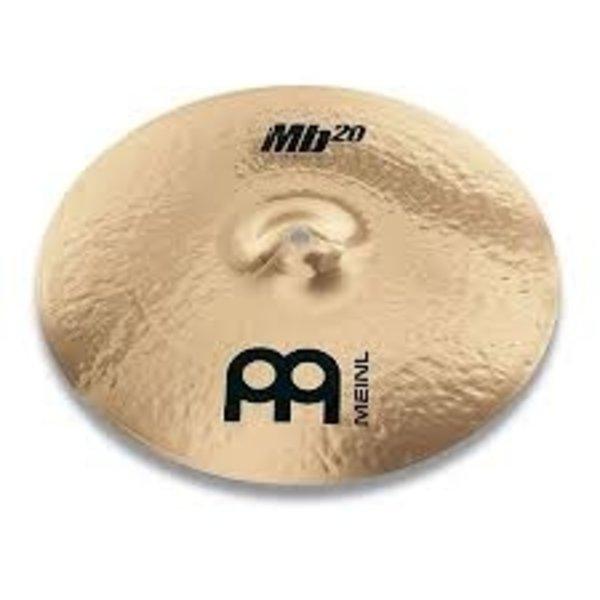 """Meinl Meinl MB20 16"""" Heavy Crash Cymbal"""