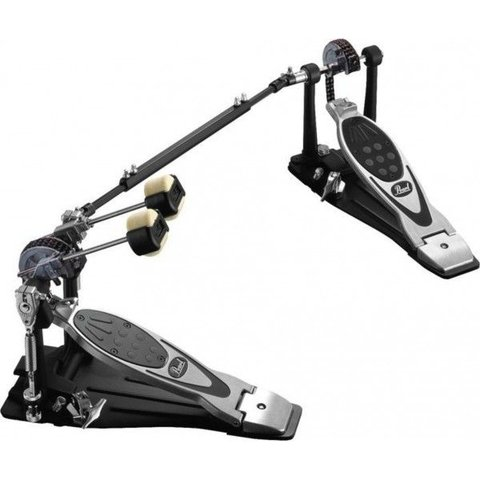 Pearl PowerShifter Eliminator Series Double-Chain Drive Double Bass Drum Pedal - Lefty