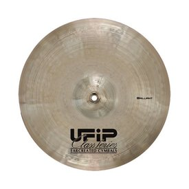 "UFIP UFIP Class Series 17"" Brilliant Crash Cymbal"
