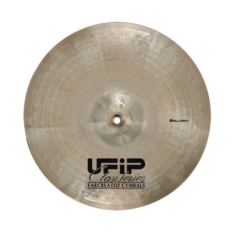"UFIP Class Series 22"" Brilliant Ride Cymbal"