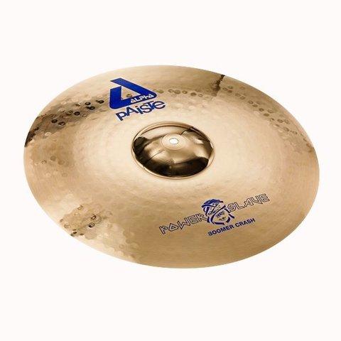 "Paiste Alpha 20"" Powerslave Boomer Crash Cymbal"