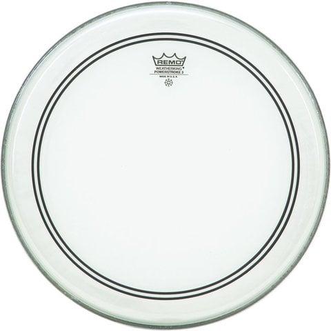 "Remo Clear Powerstroke 3 12"" Diameter Batter Drumhead"