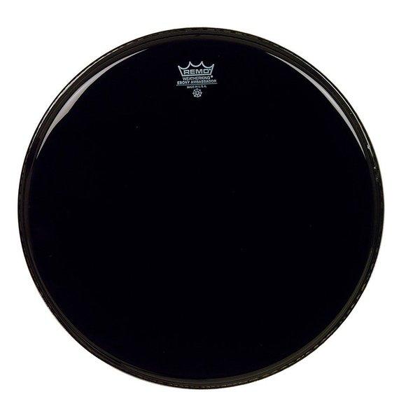 "Remo Remo Ebony Ambassador 13"" Diameter Batter Drumhead"