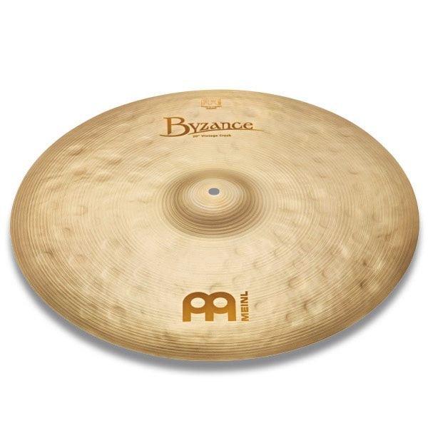 "Meinl Meinl Byzance Vintage 16"" Vintage Crash Cymbal"
