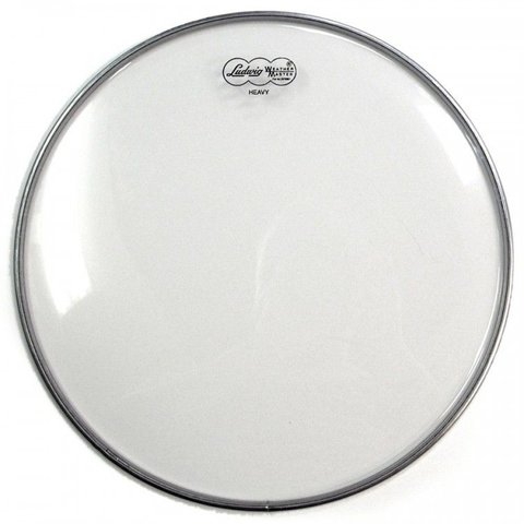 "Ludwig Weather Master Clear Heavy 15"" Batter Drumhead"