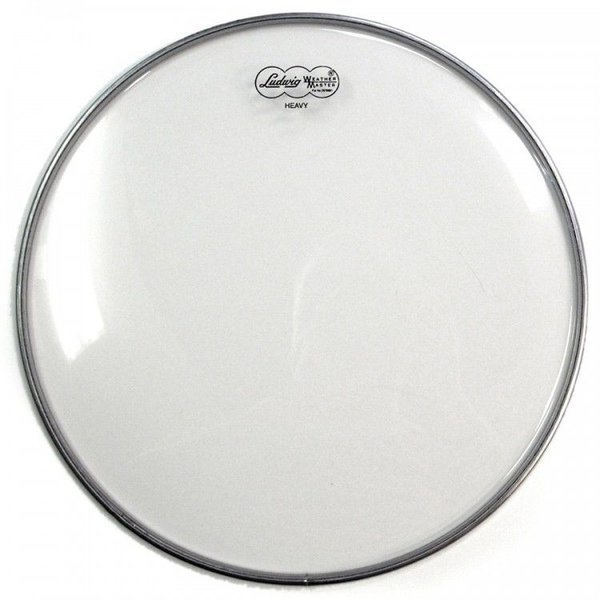 "Ludwig Ludwig Weather Master Clear Heavy 15"" Batter Drumhead"