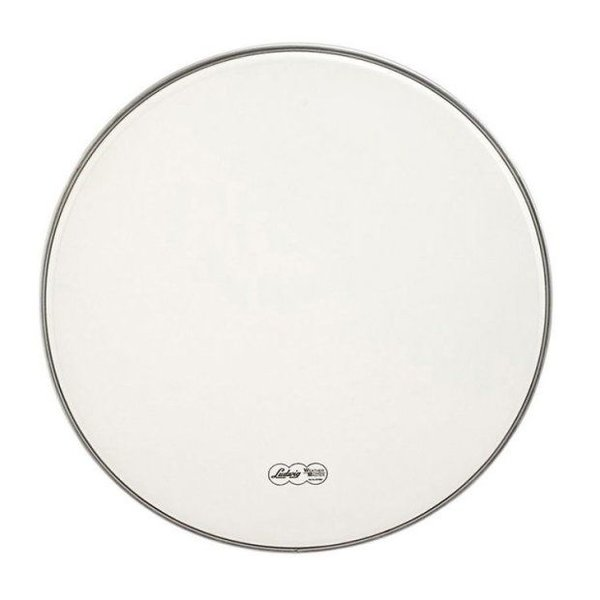 "Ludwig Ludwig Weather Master Smooth White Medium 15"" Batter Drumhead"