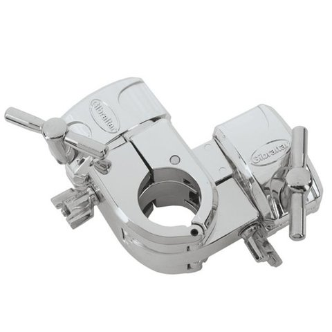 Gibraltar Chrome Series Stack Right Angle Clamp