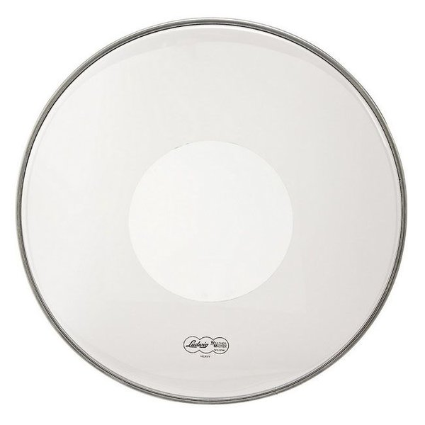 """Ludwig Ludwig Weather Master Coated Silver Dot 18"""" Batter Drumhead"""