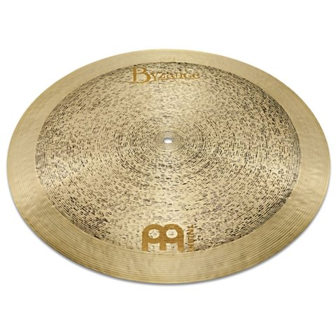 "Meinl Byzance Jazz 22"" Tradition Flat Ride Cymbal"