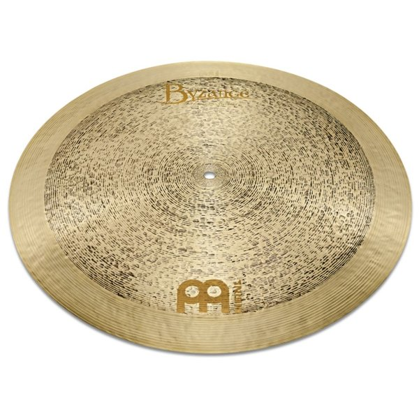"Meinl Meinl Byzance Jazz 22"" Tradition Flat Ride Cymbal"
