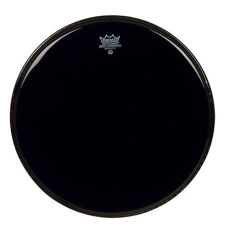 "Remo Ebony Ambassador 15"" Diameter Batter Drumhead"