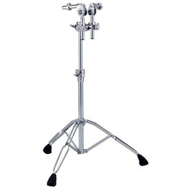 Pearl Pearl Tom Stand (Pipe Joint, Trident Tripod, Push-Button Spike/Rubber Feet Ready, TH-1030S Gyro-Lock Tilter)