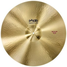 "Paiste Paiste Formula 602 24"" Medium Ride Cymbal"