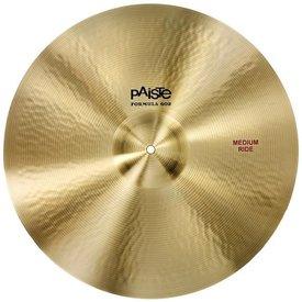 "Paiste Paiste Formula 602 24"" Medium Ride Cymbal"