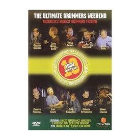 Hal Leonard The Ultimate Drummer's Weekend 10th Anniversary DVD