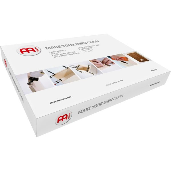Meinl Meinl Make Your Own Cajon Kit; Ovangkol Frontplate