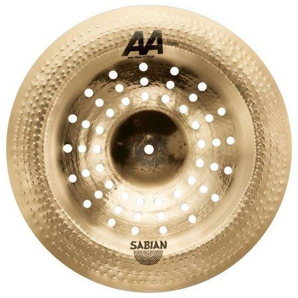 "Sabian Sabian AA 21"" Holy China Cymbal"