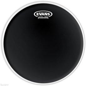 """Evans Evans Resonant Black 14"""" Tom Drumhead"""