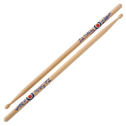 Zildjian Artist Series Zak Starkey Wood Natural Drumsticks