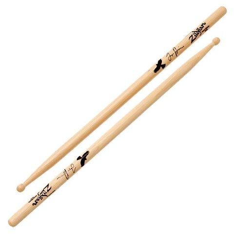 Zildjian Artist Series Taylor Hawkins Wood Natural Drumsticks