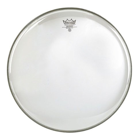 "Remo Clear Emperor 10"" Diameter Batter Drumhead"