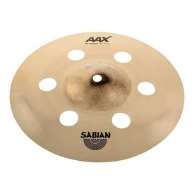 "Sabian Sabian AAX 10"" Air Splash Cymbal Brilliant"