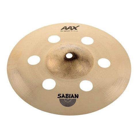 "Sabian AAX 10"" Air Splash Cymbal Brilliant"