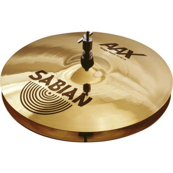 """Sabian Sabian AAX 14"""" Stage Hi Hat Cymbals"""