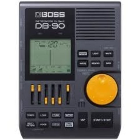 Boss DB-90 Dr. Beat Metronome with Voice Function