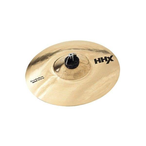 """Sabian Sabian HHX 10"""" Evolution Splash Cymbal"""