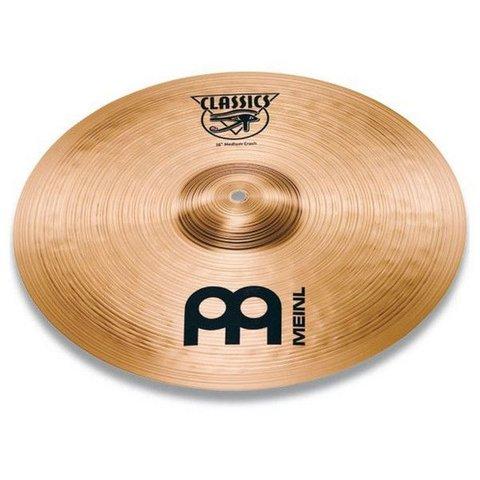 "Meinl Classics 18"" Medium Crash Cymbal"